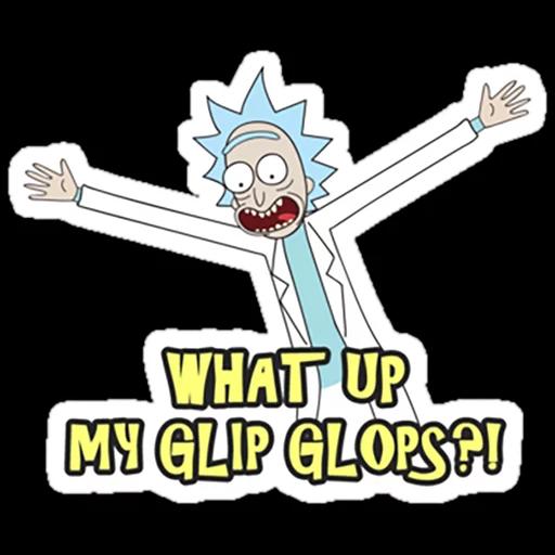 Rick & Morty 2 - Sticker 17