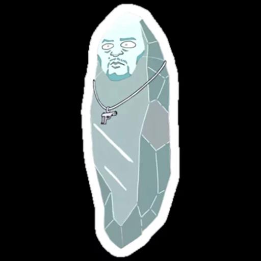Rick & Morty 2 - Sticker 23