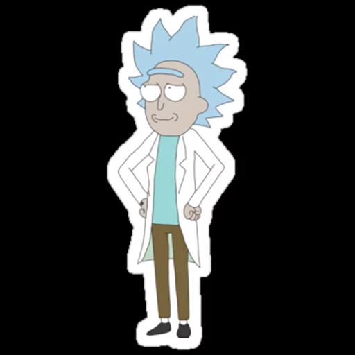 Rick & Morty 2 - Sticker 27