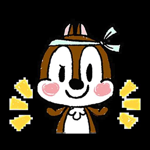 Chip n Dale 7 - Sticker 6