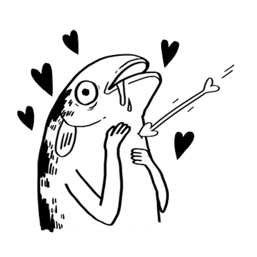 Fish - Sticker 25