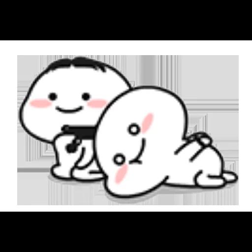 Lil Bean - Sticker 10