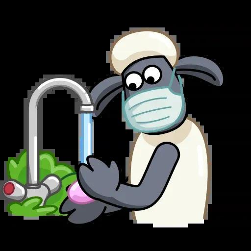 Coronavirus @TgSticker - Sticker 6