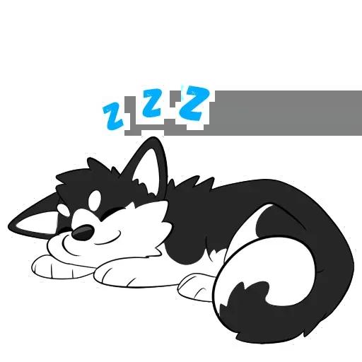 Furry UwU - Sticker 12
