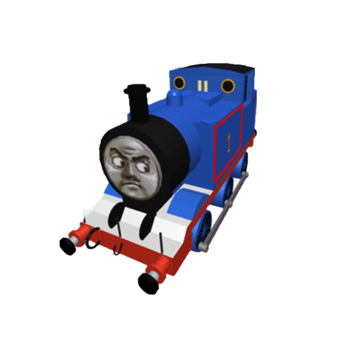 Roblox Thomas  - Sticker 5