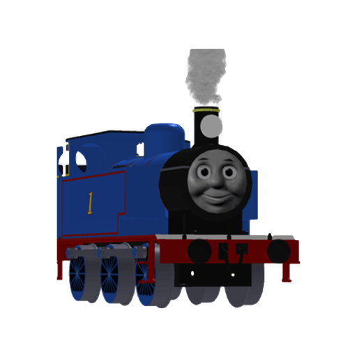 Roblox Thomas  - Sticker 1