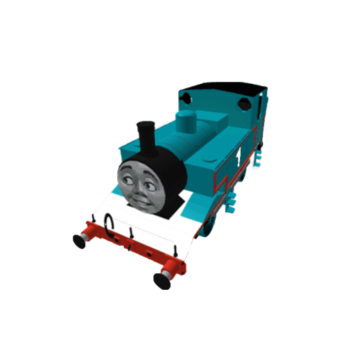 Roblox Thomas  - Sticker 2