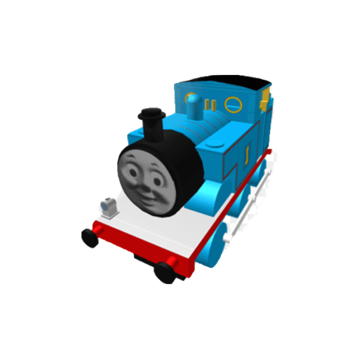 Roblox Thomas  - Sticker 4