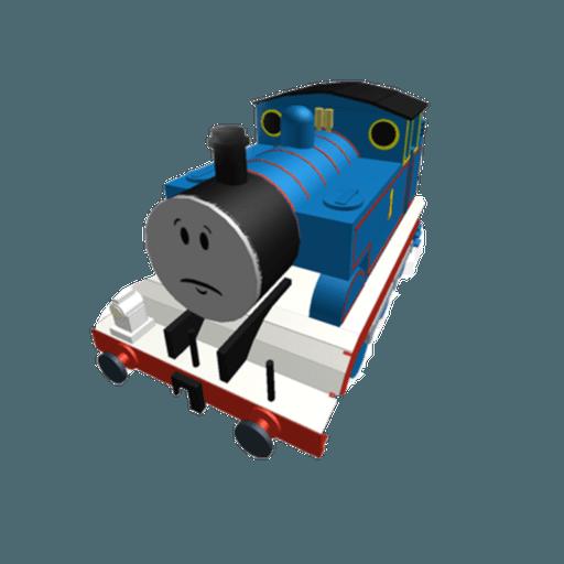 Roblox Thomas  - Sticker 6