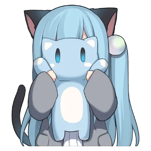 CatGirl - Sticker 6