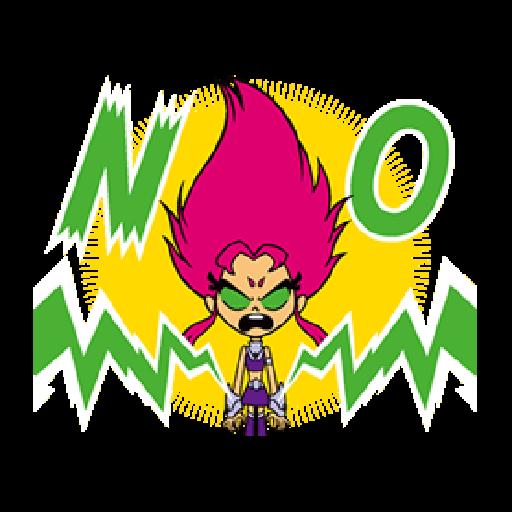 Titans Go - Sticker 25