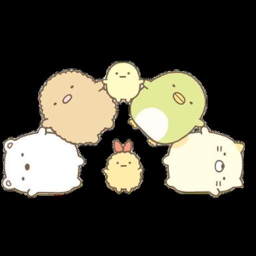 角落生物 - Sticker 5