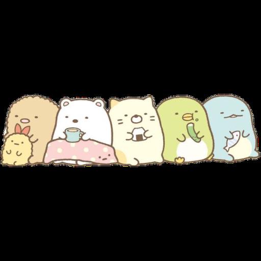 角落生物 - Sticker 6