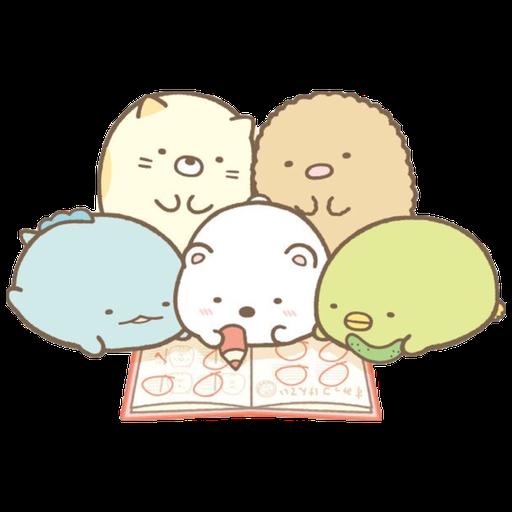 角落生物 - Sticker 11