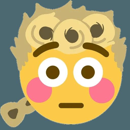 Emojojo - Sticker 12