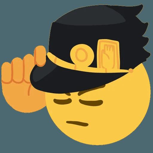 Emojojo - Sticker 7