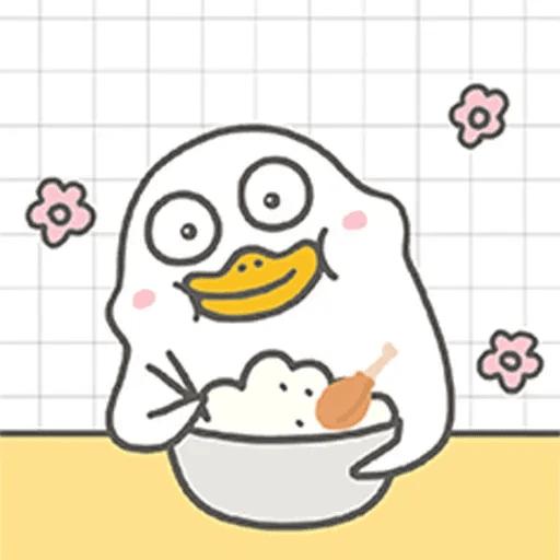 BH-duck02 - Sticker 4
