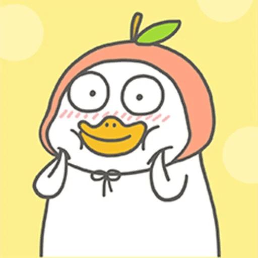 BH-duck02 - Sticker 3