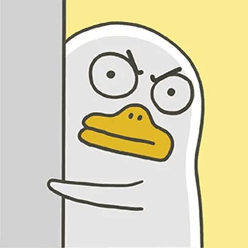 BH-duck02 - Sticker 1