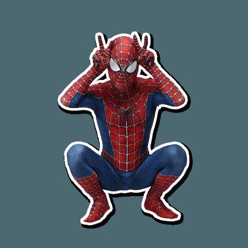 Spiderman - Sticker 16