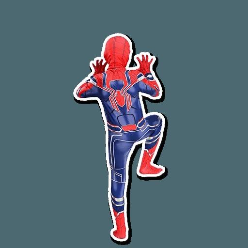 Spiderman - Sticker 7