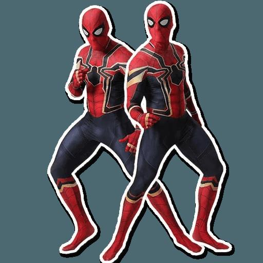Spiderman - Sticker 24