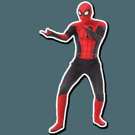 Spiderman - Sticker 23