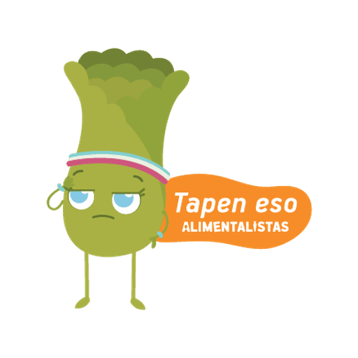 Alimentalistas Costa Rica - Sticker 9