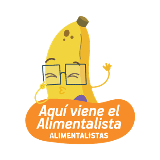 Alimentalistas Costa Rica - Sticker 1