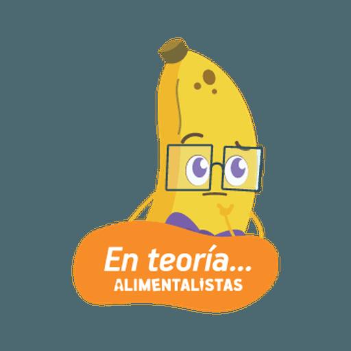 Alimentalistas Costa Rica - Sticker 19