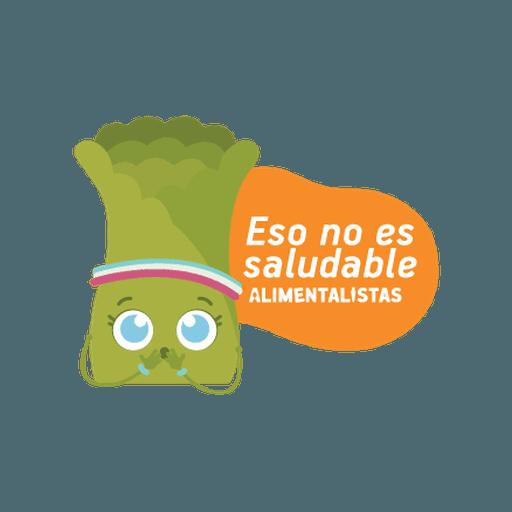 Alimentalistas Costa Rica - Sticker 17