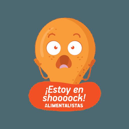 Alimentalistas Costa Rica - Sticker 24