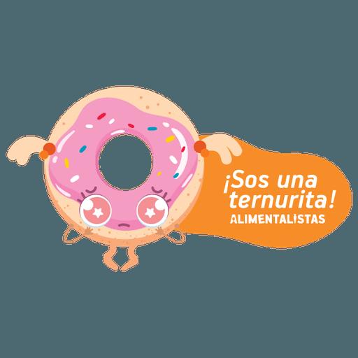 Alimentalistas Costa Rica - Sticker 11