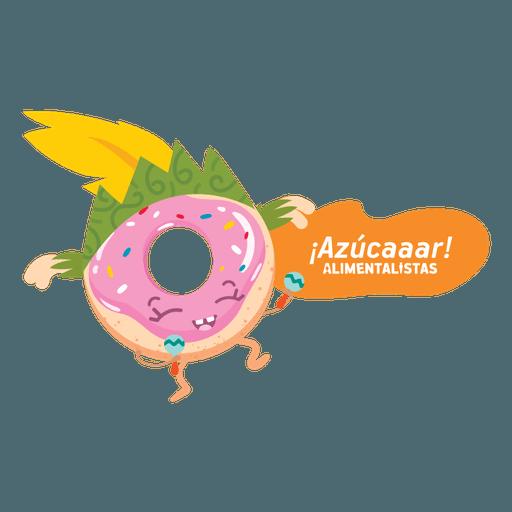 Alimentalistas Costa Rica - Sticker 20