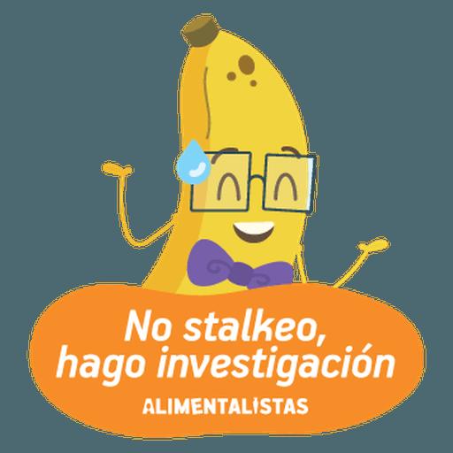 Alimentalistas Costa Rica - Sticker 2