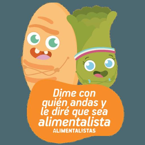 Alimentalistas Costa Rica - Sticker 16