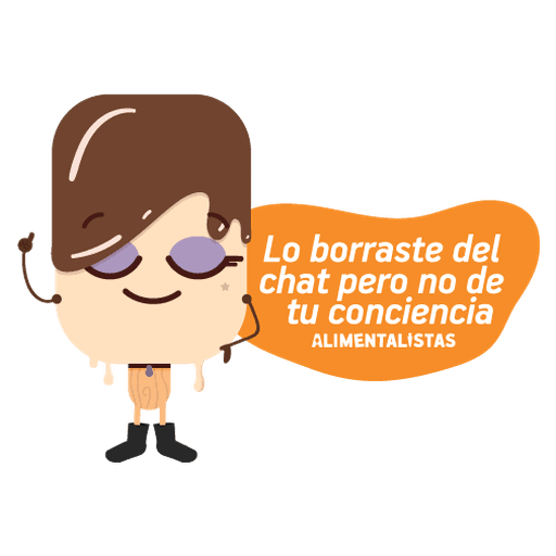Alimentalistas Costa Rica - Sticker 4