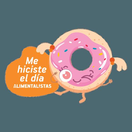 Alimentalistas Costa Rica - Sticker 18