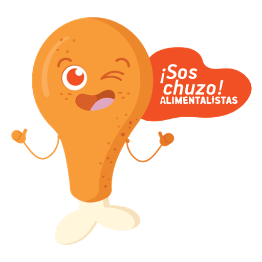 Alimentalistas Costa Rica - Sticker 15
