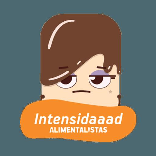 Alimentalistas Costa Rica - Sticker 3