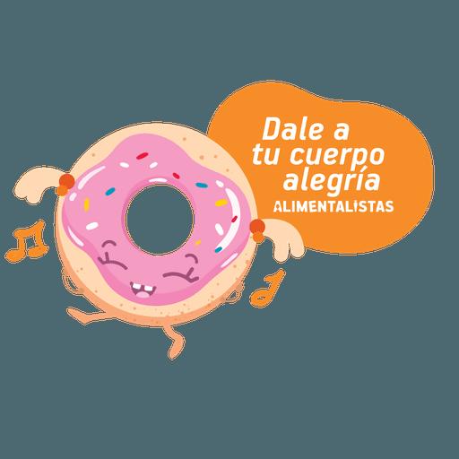 Alimentalistas Costa Rica - Sticker 10