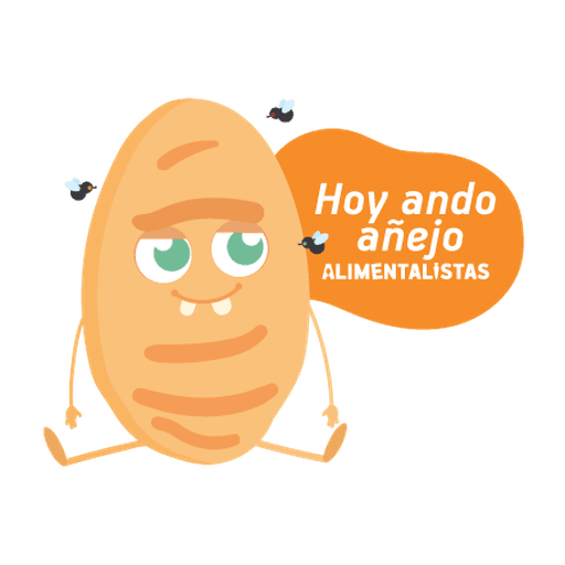 Alimentalistas Costa Rica - Sticker 8