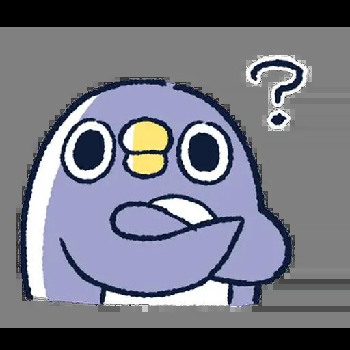 企鵝2 - Sticker 16