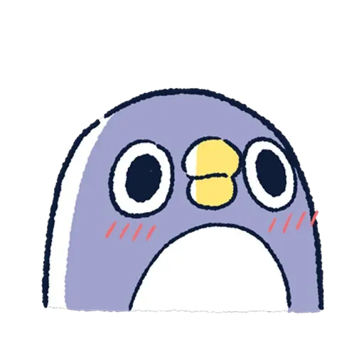 企鵝2 - Sticker 24