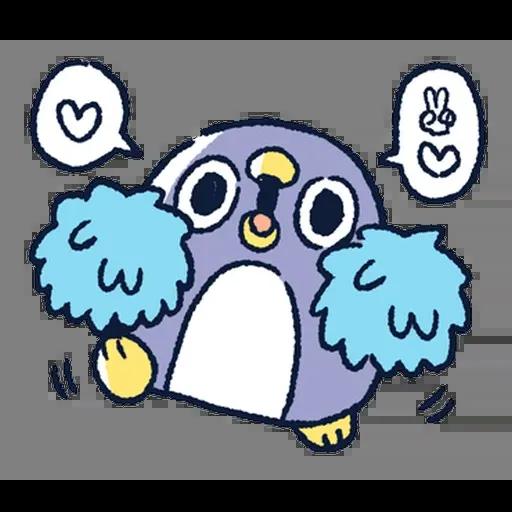企鵝2 - Sticker 30