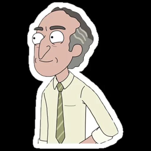 Rick & Morty 3 - Sticker 6