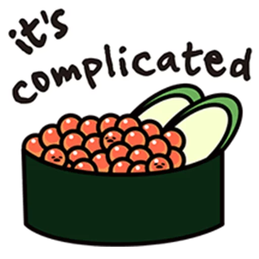 Gudetama - Sticker 13