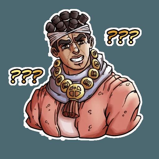 Jojo - Sticker 16