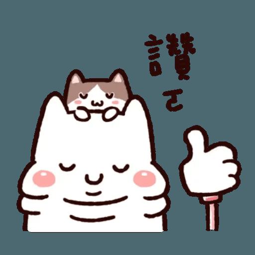 胖才可愛 - Sticker 4