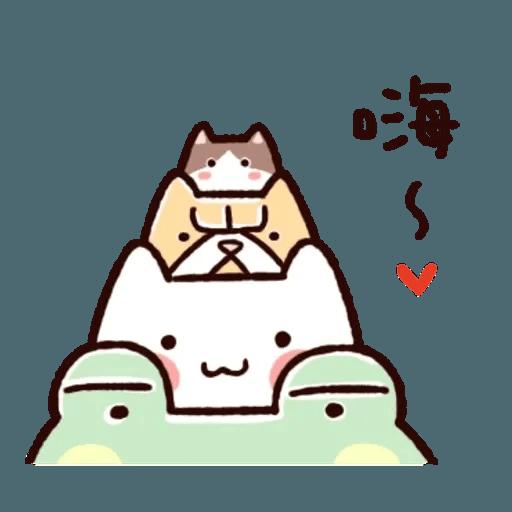胖才可愛 - Sticker 1
